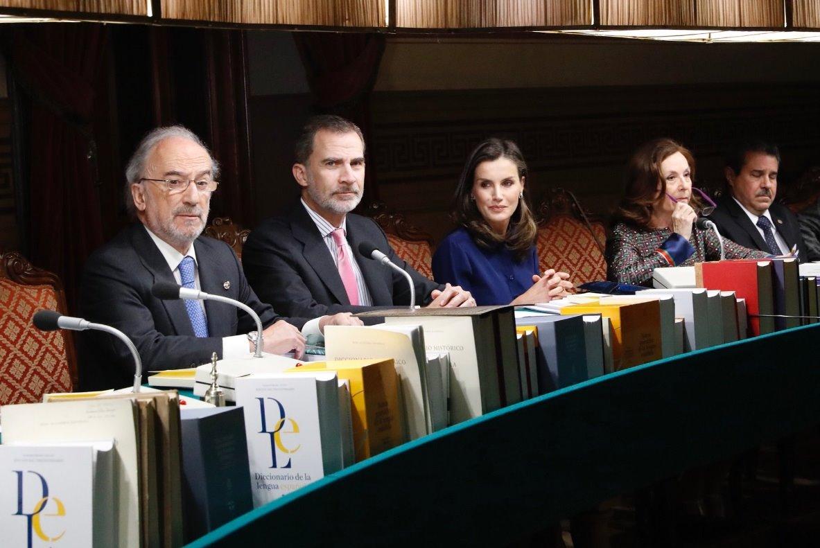 Los Reyes clausuran este viernes en Sevilla el XVI Congreso de la Asociación de Academias de la Lengua Española