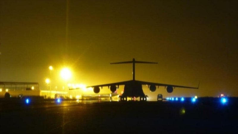 Dos misiles impactan en el aeropuerto de Bagdad donde están estacionadas fuerzas militares de EE.UU. e Irak