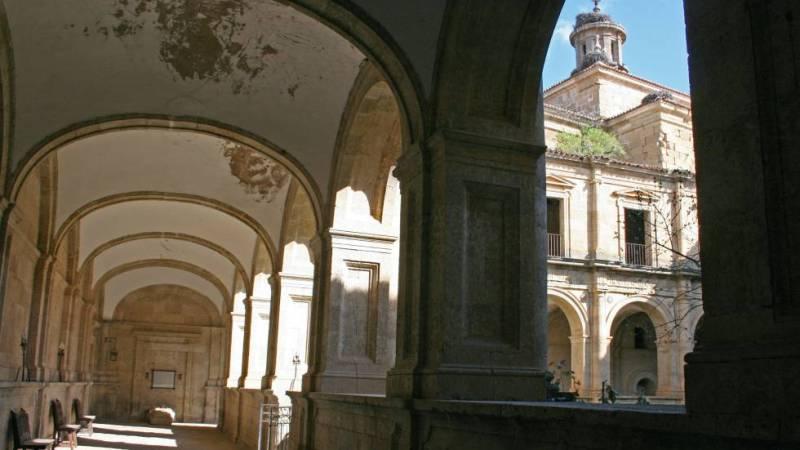La trama de Idental compró un monasterio del Siglo XVI