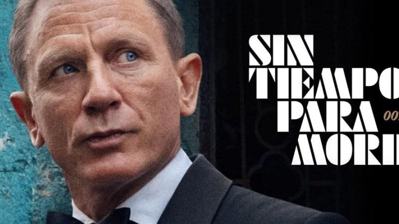 Breve adelanto del nuevo 007 que vuelve 'Sin tiempo para morir'