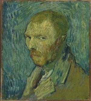 Confirmada autenticidad del autorretrato sombrío de Van Gogh en la galería de Oslo