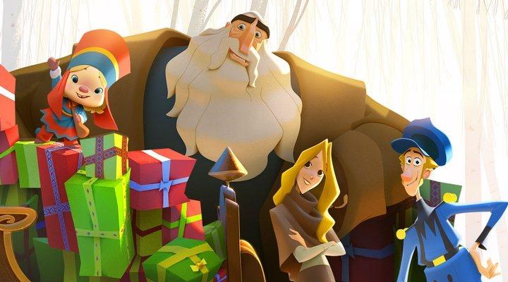 La animación española con 'Klaus' arrasa en los Oscar animados frente a Disney, Pixar y Dreamworks