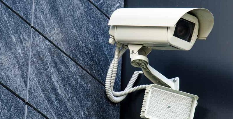 Validado como prueba la grabación de las cámaras de vigilancia