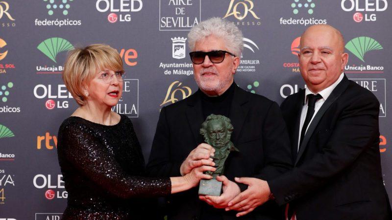 """""""Dolor y gloria"""" triunfa en los Goya con 7 premios"""