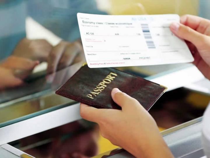 Países a los que se puede viajar desde España