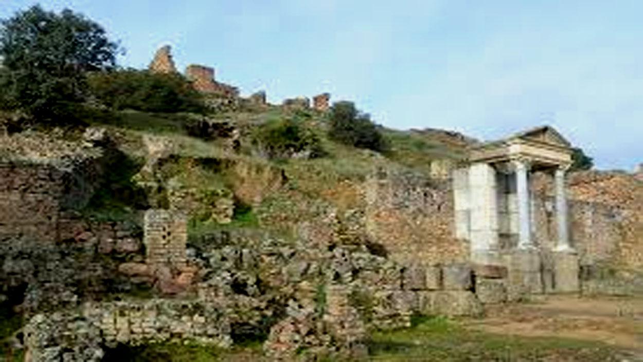 Enclaves desconocidos de Villanueva del Río y Minas