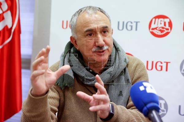 """UGT rechaza la postura """"irresponsable"""" de la patronal sobre las medidas del Gobierno"""