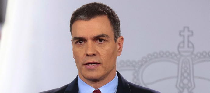 Sánchez avisa de una «etapa crítica» y pide «precaución sanitaria» para Navidad
