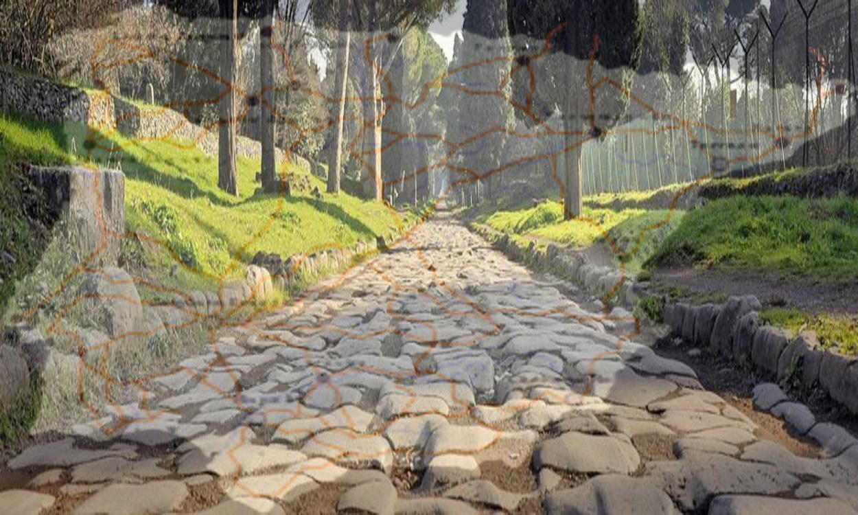 Proyecto Viator-e para reconstruir, digitalmente, las calzadas del Imperio Romano