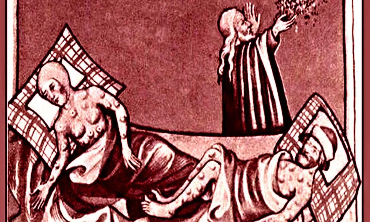 Plagas mortales y enfermedades letales en la Historia Antigua
