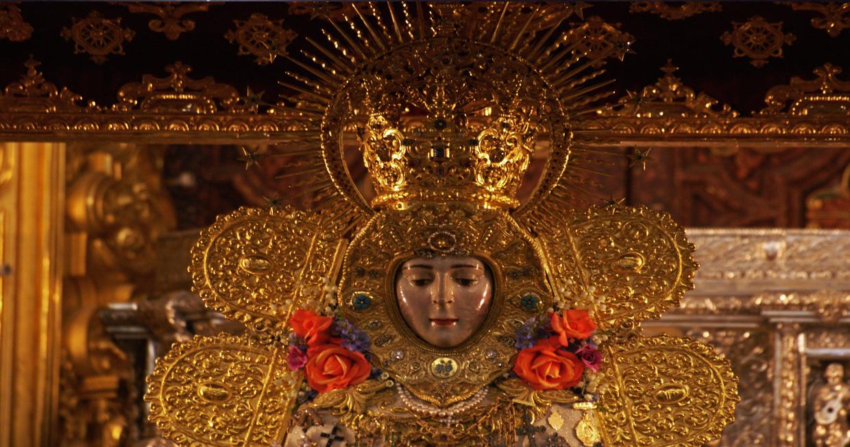 La leyenda de la aparición de la Virgen del Rocío