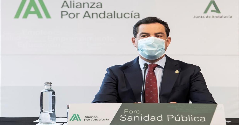 La Junta de Andalucía anuncia inversiones de más de 3.400 millones de euros