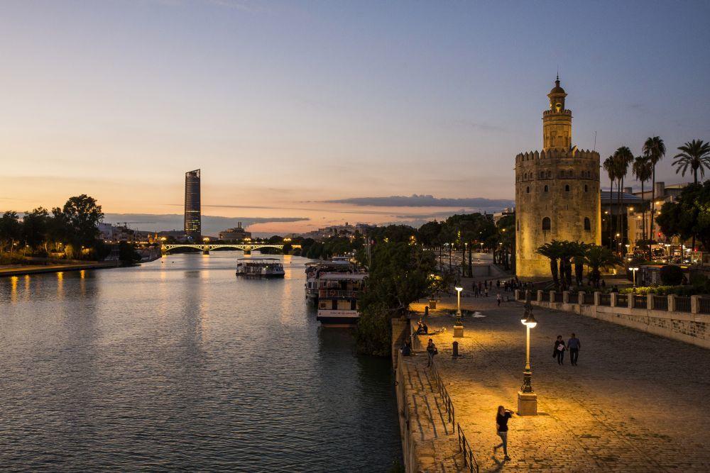 Misterioso sonido  escuchado en Sevilla la pasada madrugada