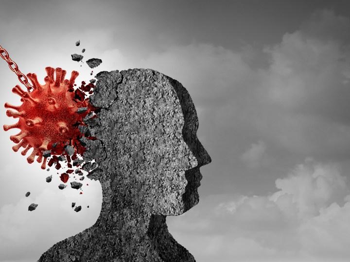 Covid-19: 'El miedo puede hacer aparecer los síntomas sin tener la enfermedad'