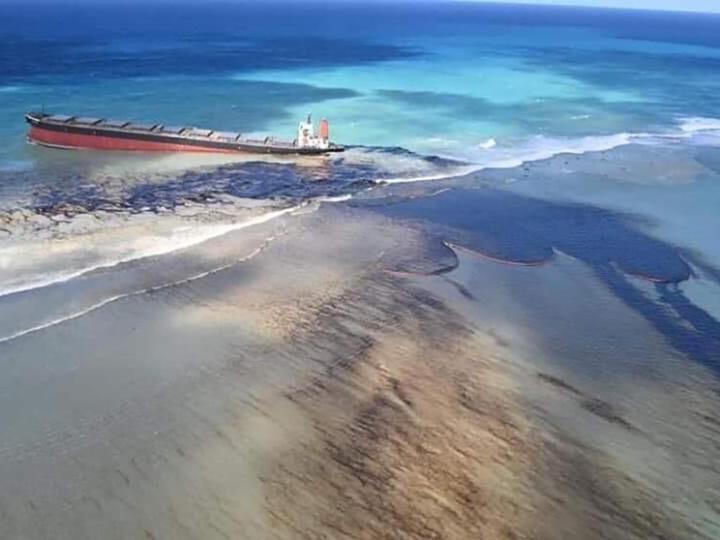 Vertido de petróleo provoca un 'desastre ecológico' mientras las Islas Mauricio declaran emergencia