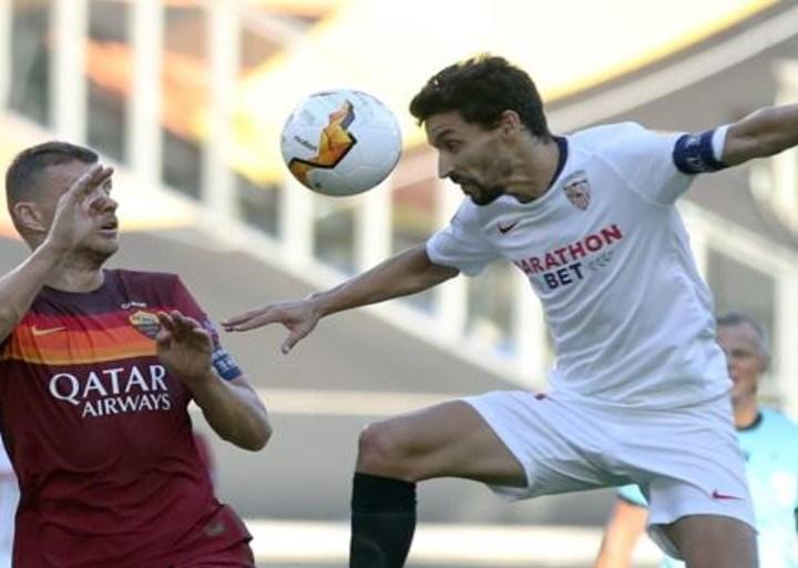 """El Sevilla desprende """"aRoma"""" de campeón"""