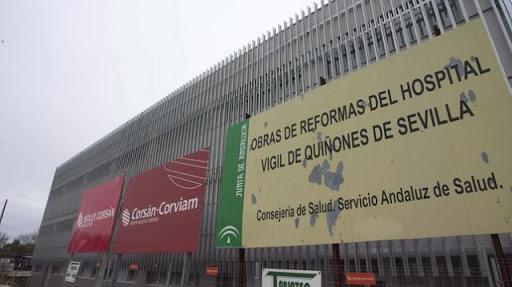 El hospital militar, Vigil de Quiñones, a punto de abrir para atender a pacientes