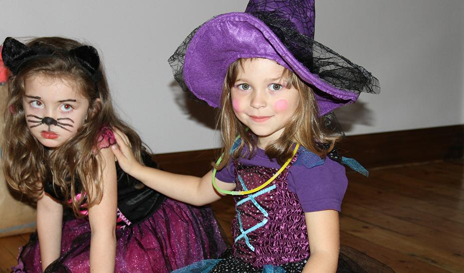 Los disfraces infantiles para Halloween deben incluir el marcado CE de seguridad en su etiqueta