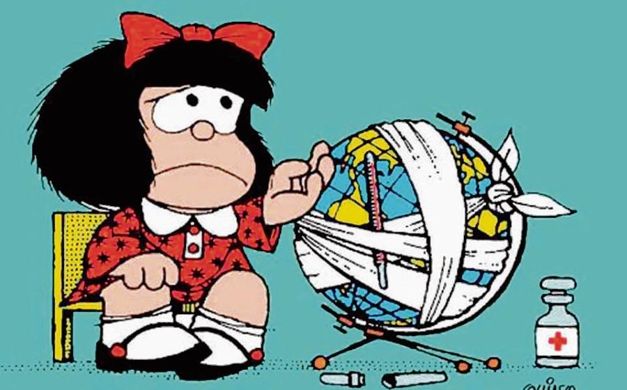 Muere el padre de la popular Mafalda