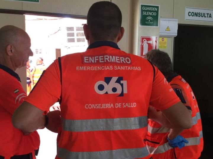 Muere un motorista al chocar contra un coche en Martos (Jaén)