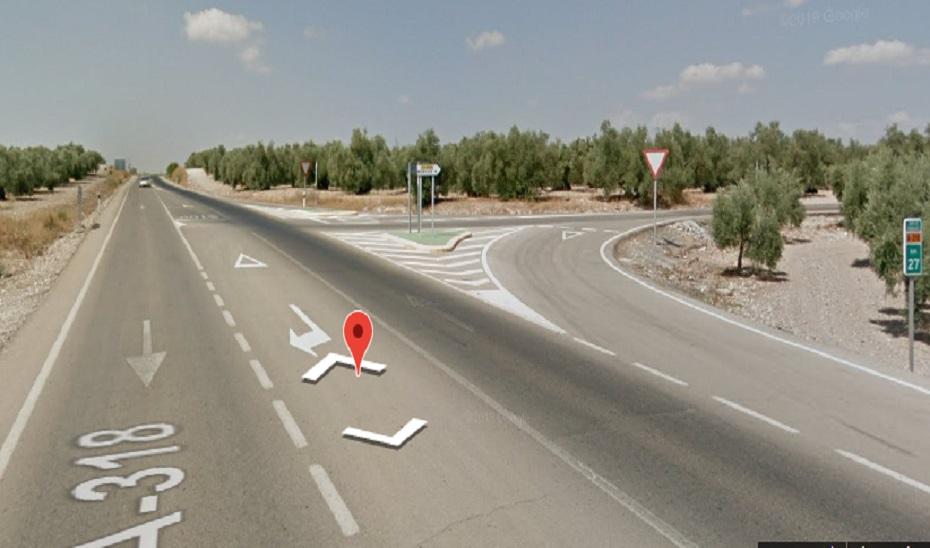 Fallece un hombre al salirse de la vía su vehículo en Moriles