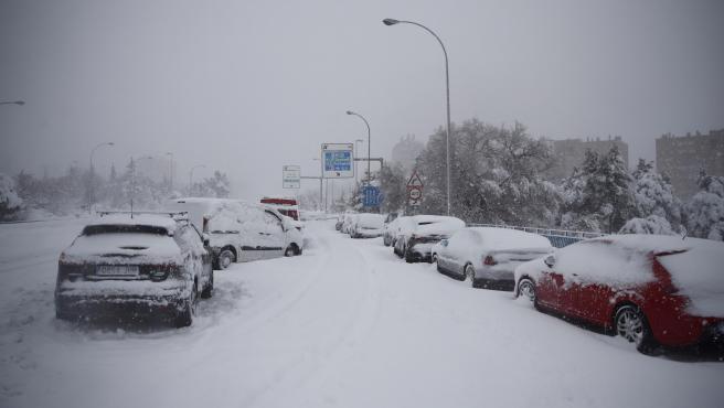¿Cubre el seguro del coche los daños por la tormenta Filomena?