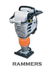 We Sell and Service Multiquip Rammers!