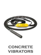 We Sell and Service Concrete Vibrators!