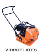 We Sell and Service Multiquip Vibroplates!