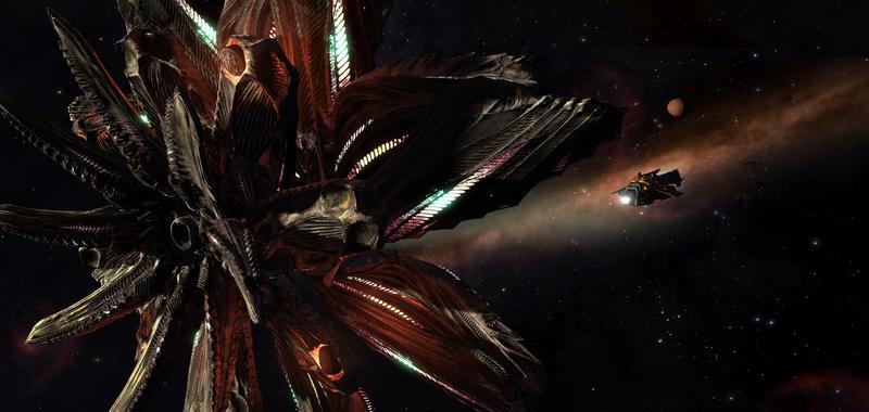 Noticias de la galaxia: la situación Thargoide