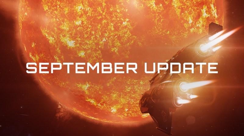 Actualización de Septiembre