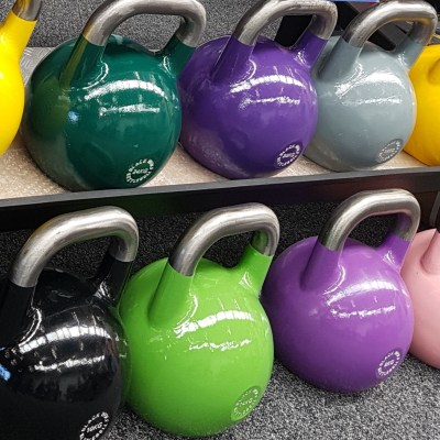 Prograde_Kettlebells_Stainless_Steel_Competition_Grade_Commercial_varying_range_weights_Elite_Fitness_Equipment_Perth_Osborne_Park_WA