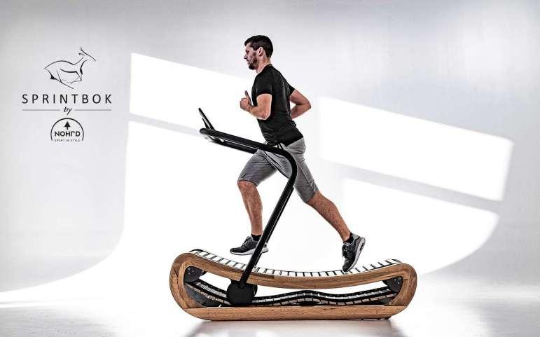 NOHrD_Sprintbok_Timber_Treadmill_Buy_Elite_Fitness_Equipment_Perth_Osborne_Park_WA_Melbourne_Sydney
