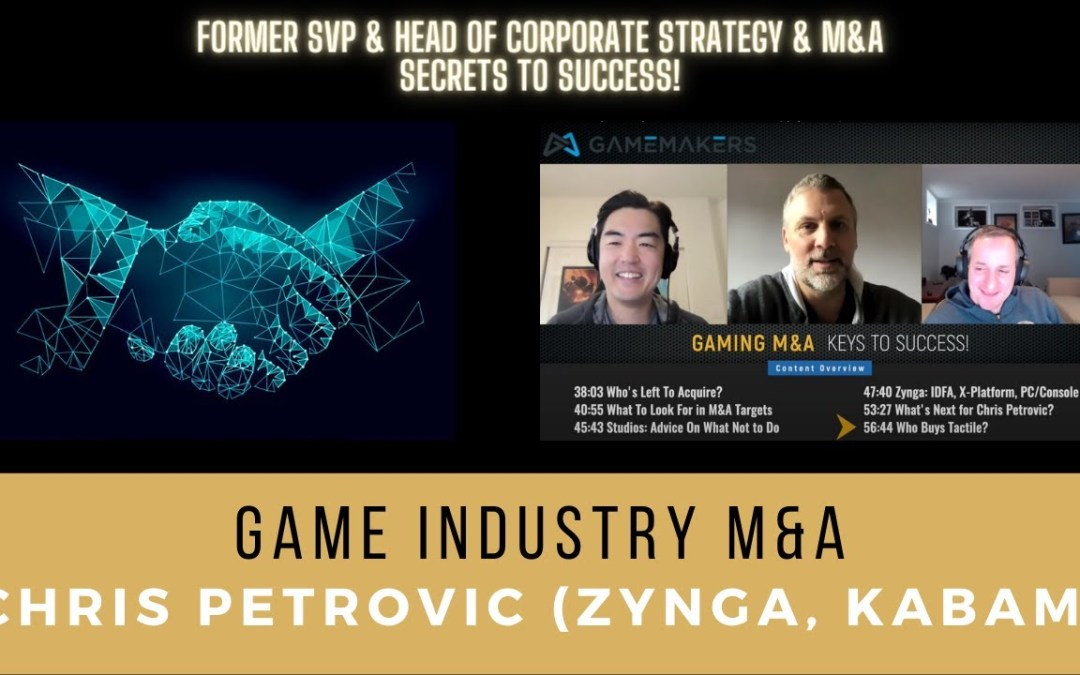 GameMakers: Interview with Chris Petrovic