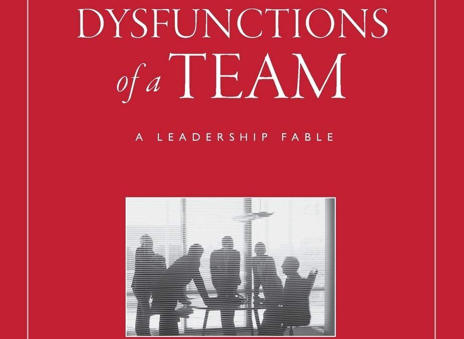 DoF Bookclub: The Five Dysfunctions of a Team