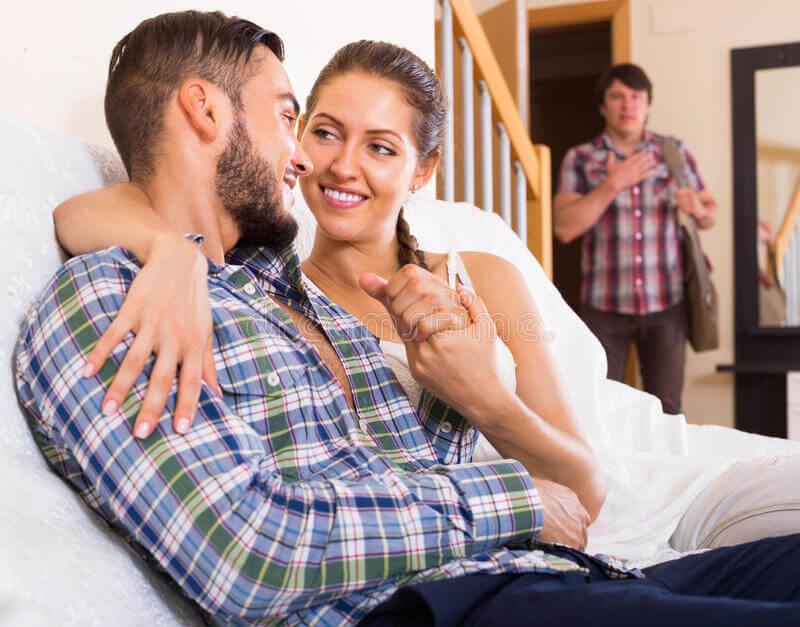 Catch a cheating husband