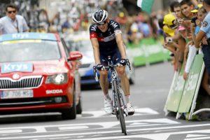Tour de France 2015 - 102a Edizione - 17a tappa Digne les Bains - Pra Loup 161 km - 22/07/2015 - Mathias Frank (IAM Cycling) - foto Luca Bettini/BettiniPhoto©2015
