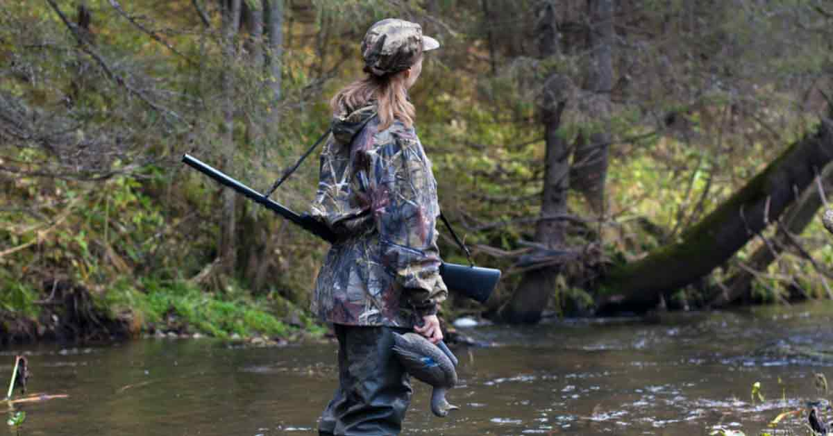How To Hunt Ducks Find a Fellow Duck Hunter