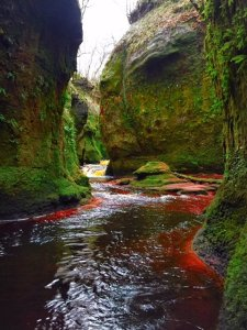 Finich Glen aka Devil's Pulpit Scotland