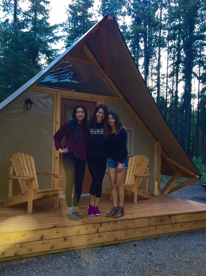 Otentik Banff cheap accommodation