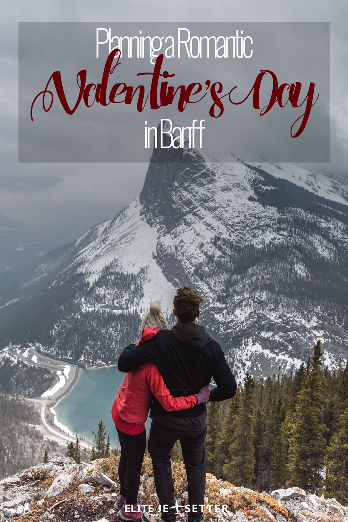 Valentines Day Banff