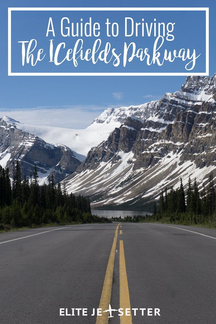 GUIDE TO DRIVING THE ICEFIELDS PARKWAY