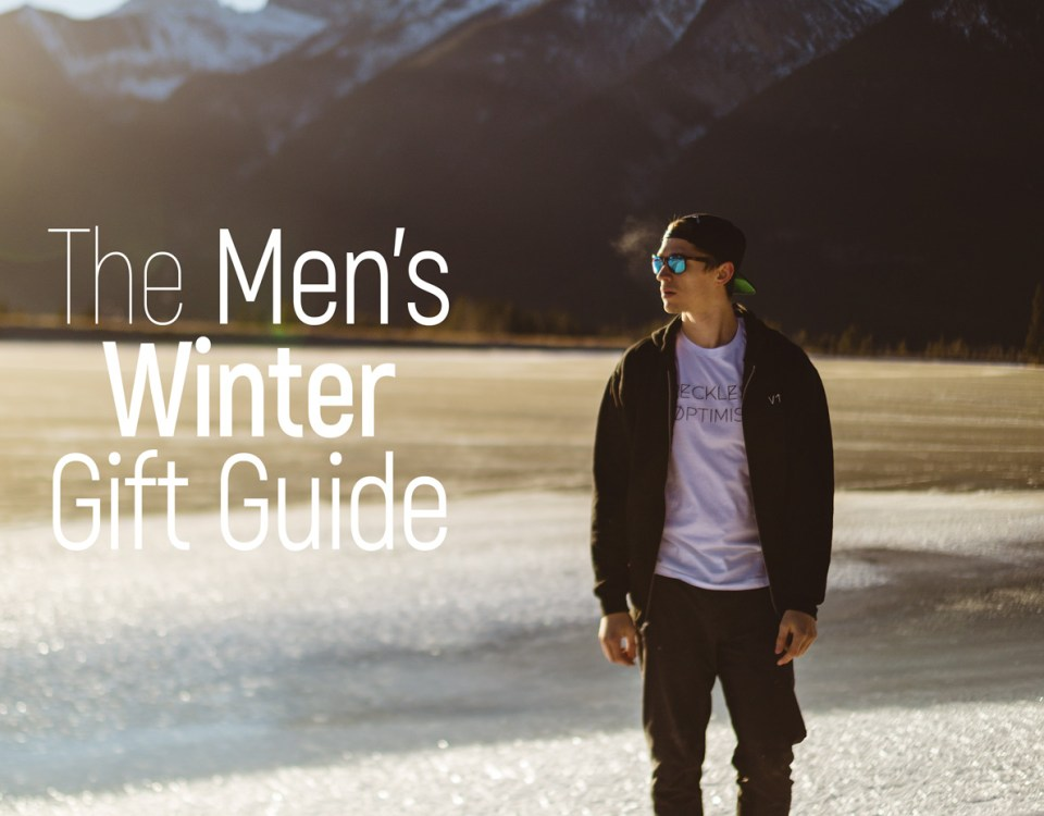 Winter gift guide for him