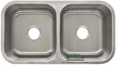 Riveo Double Sink - 3834U170