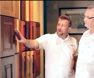 Custom Cabinet Doors at Elite Kitchens Vancouver