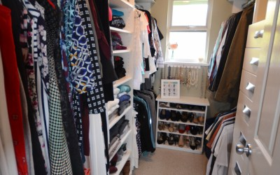 Our Closet Makeover