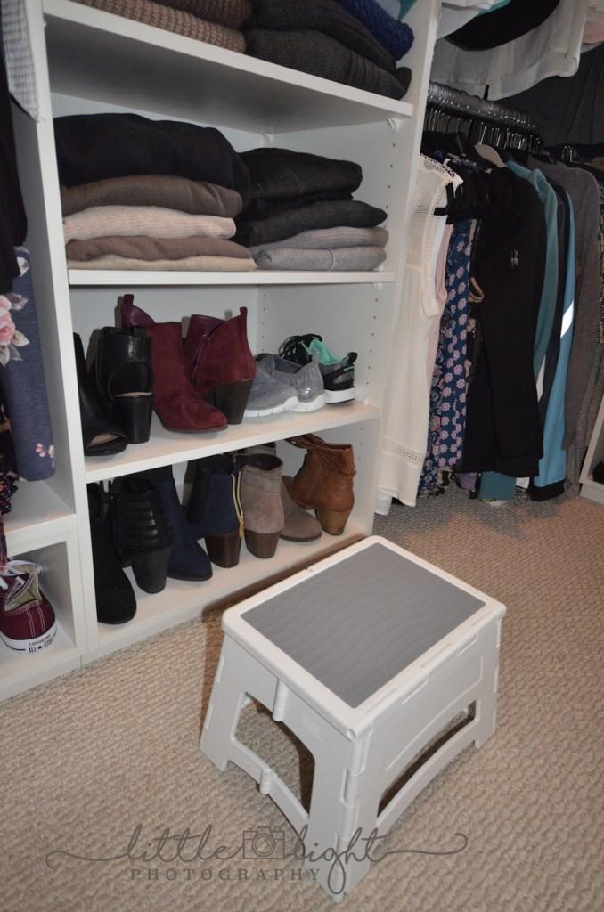 Closet Makeover 5