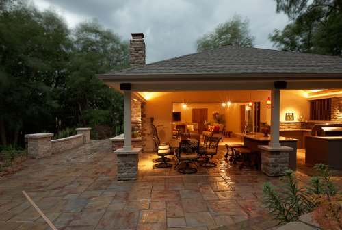 Custom Pool Houses Cabanas And Outdoor Rooms