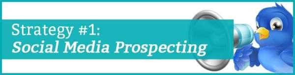 online network marketing strategy one social media prospecting