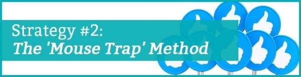 online network marketing strategy 2 the mouse trap method